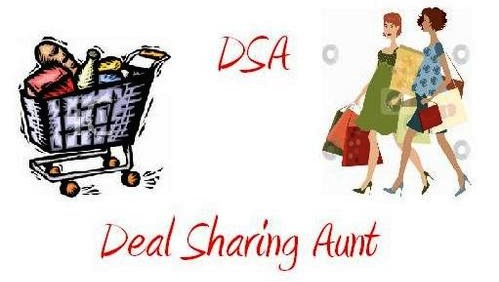 Deal Sharing Aunt